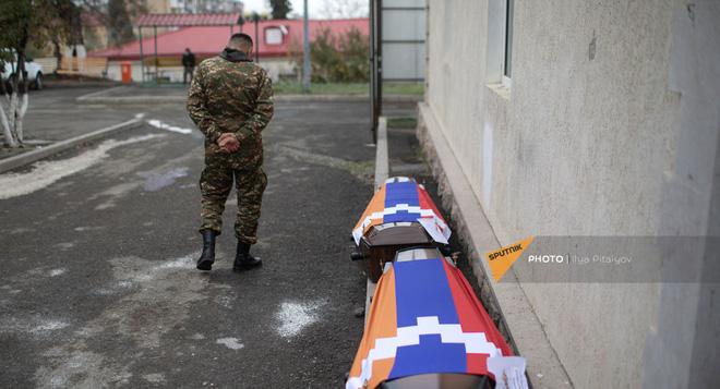 Azerbaijan công bố thương vong ở Karabakh: Quân Armenia có nhận ra sự thật cay đắng? - Ảnh 4.