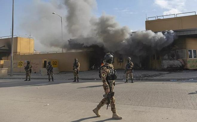 Căng thẳng với Iran leo thang, Mỹ sắp rút hàng loạt nhân viên ngoại giao khỏi Iraq
