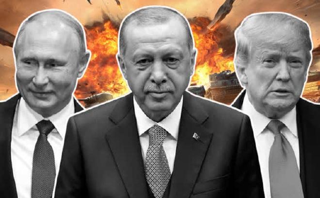 """Thổ Nhĩ Kỳ """"lưng đã chạm tường"""", Nga vẫn """"tăng thêm lửa"""" ở Syria?"""
