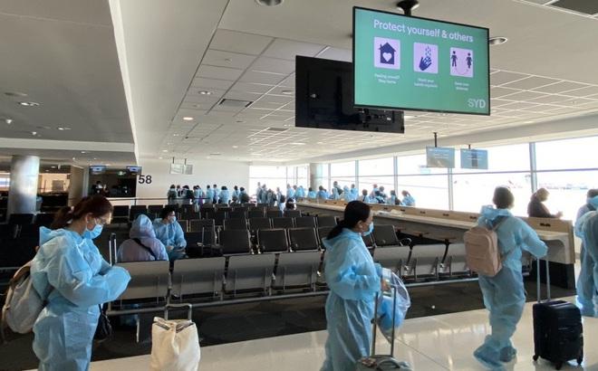 Tạm ngừng các chuyến bay thương mại đưa người Việt về nước
