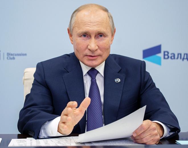 """Tổng thống Nga Putin sẵn sàng chơi lá bài Trung Quốc"""" để đối phó Mỹ? - Ảnh 1."""