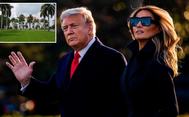 """Kỳ nghỉ """"giông bão"""" của TT Trump: Tâm trạng, nổi giận với vợ, giấu mình trong phòng"""