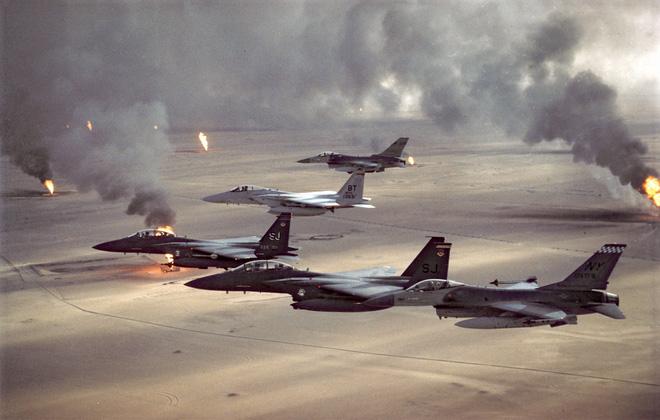 Việt Nam từng khiến Mỹ hoảng sợ và TG ngạc nhiên, nhưng Iraq thì không như vậy: Cuộc chiến vô tiền khoáng hậu! - Ảnh 4.