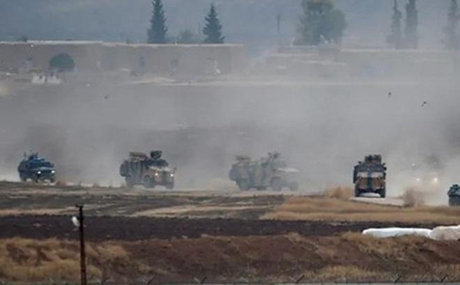 Thiết giáp Nga bị tên lửa dẫn đường đánh trúng ở Syria