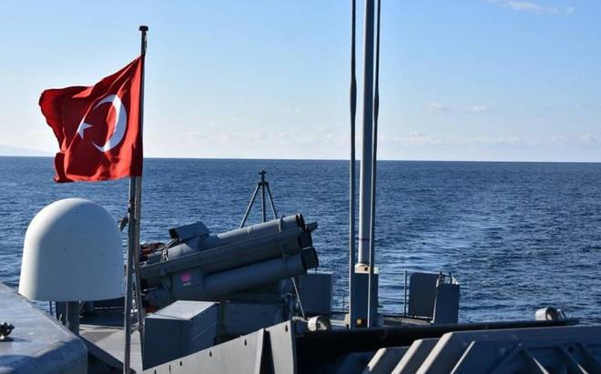 Hải quân Thổ Nhĩ Kỳ sẽ từ bỏ ngư lôi Mỹ, dùng hàng nội địa