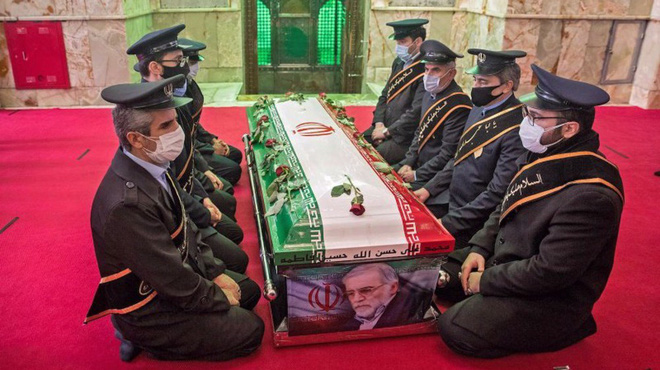 Hé lộ nghi phạm bí hiểm ám sát chuyên gia hạt nhân Iran và âm mưu - Ảnh 2.