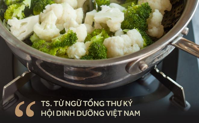 [Ảnh sức khỏe] Món ăn bị người Việt đánh giá thấp trong mâm cơm lại là thứ 'quét sạch chất độc' ra khỏi ruột
