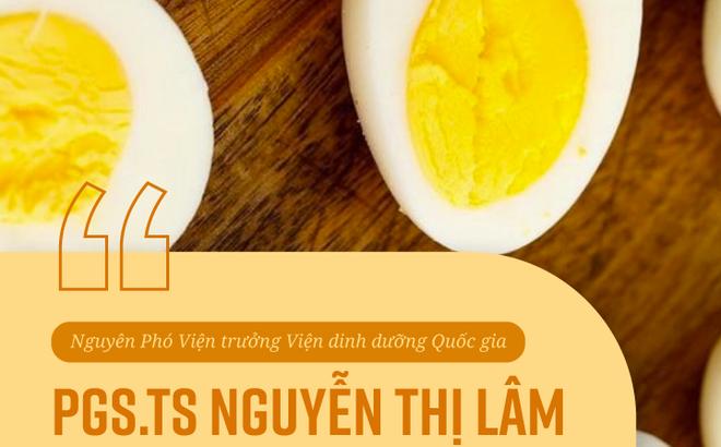 [Ảnh sức khỏe] Trứng là loại thức ăn hoàn hảo, 'người khôn' sẽ ăn phần nào?