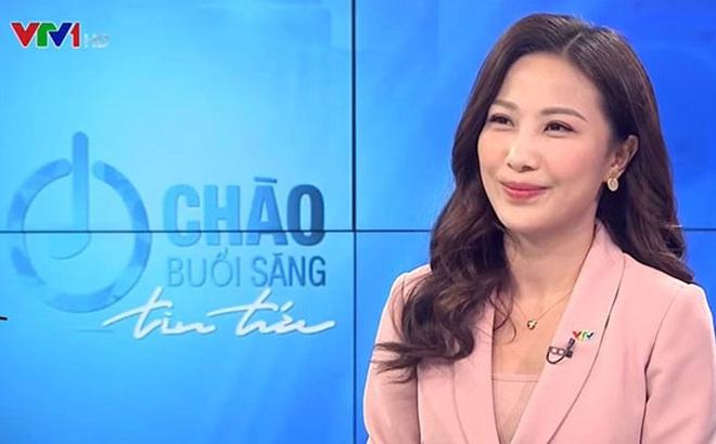Danh tính nữ BTV xinh đẹp, gây chú ý khi dẫn Chào buổi sáng của VTV