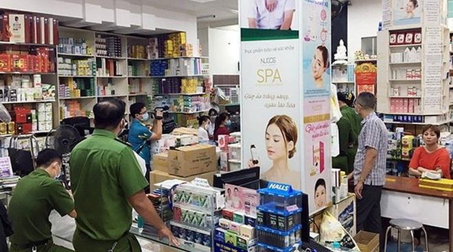 Thông tin mới nhất vụ khám xét khẩn cấp hàng loạt nhà thuốc ở Đồng Nai - Ảnh 2.