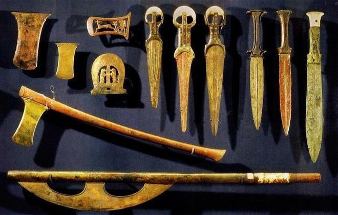 9 loại vũ khí siêu lợi hại giúp các Pharaoh Ai Cập đè bẹp kẻ thù - Ảnh 1.
