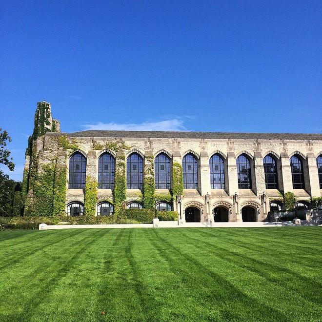 Trường Đại học Northwestern. Ảnh: Wikimedia