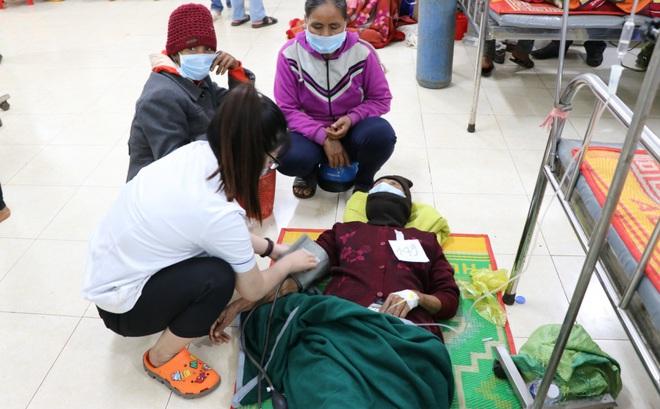 153 người nhập viện do ăn xôi: Đoàn từ thiện nấu xôi từ hôm trước