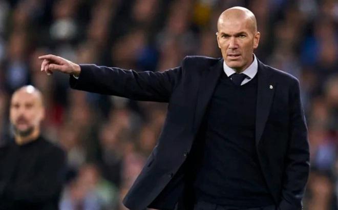 HLV Zidane nói gì giữa tin đồn bị Real sa thải?