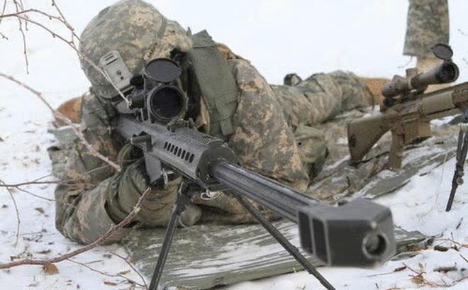 1001 thắc mắc: Làm thế nào để lính bắn tỉa tiêu diệt địch cách xa cả nghìn mét?