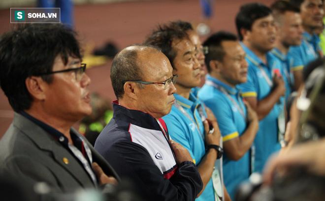 Đại diện của HLV Park Hang-seo quyết liệt phản ứng với thông tin sai lệch về HLV tuyển VN