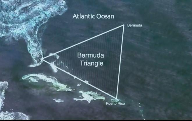 Nhà nghiên cứu Australia tìm ra bí ẩn của Tam giác quỷ Bermuda - ảnh 1