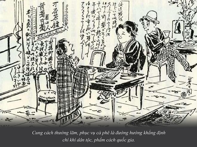 Cà phê và tinh thần khuyến học chấn hưng quốc dân Nhật - Ảnh 5.