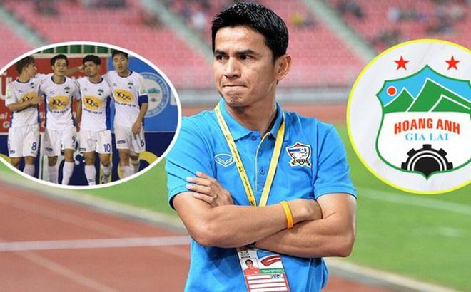Nóng: Kiatisuk tiết lộ kế hoạch thuyết phục bầu Đức để đưa cầu thủ Thái Lan sang HAGL