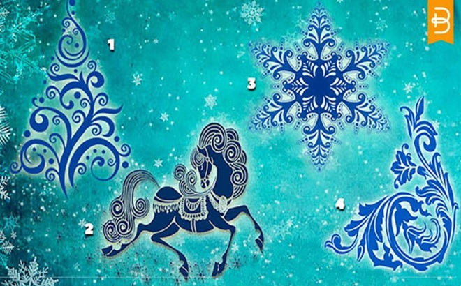 Sắp Giáng sinh rồi, bạn chọn quà nào từ Nữ hoàng băng giá? Cùng xem luận giải nhé!