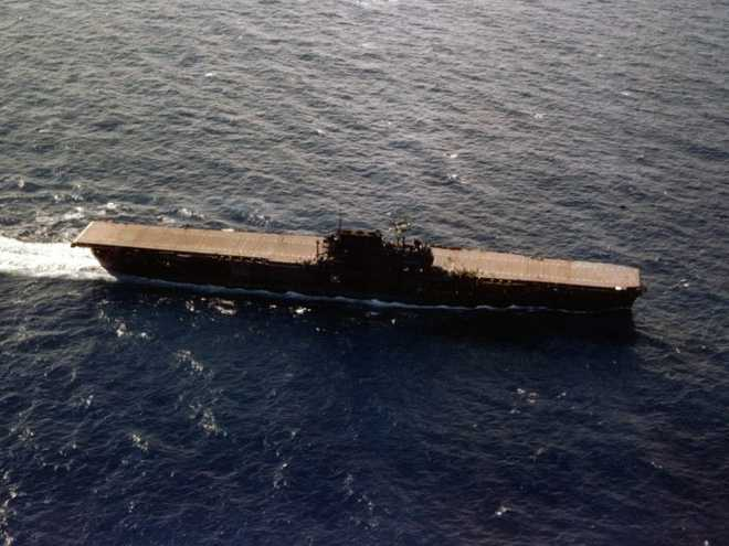 Ba tàu sân bay Mỹ đã thoát khỏi đòn tấn công hủy diệt của Nhật Bản như thế nào? - Ảnh 2.