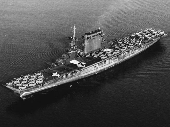 Ba tàu sân bay Mỹ đã thoát khỏi đòn tấn công hủy diệt của Nhật Bản như thế nào? - Ảnh 3.