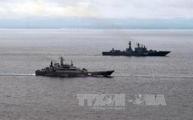 Nga triển khai biện pháp đối phó việc NATO tăng quân gần biên giới