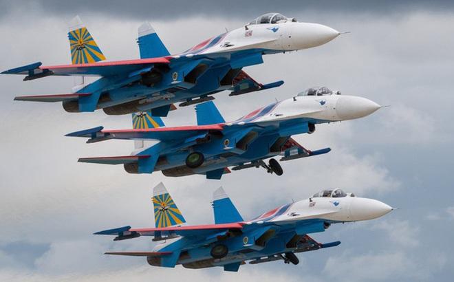"""10 máy bay """"thiện chiến"""" nhất thế giới: Nga chiếm tới 4 chiếc!"""