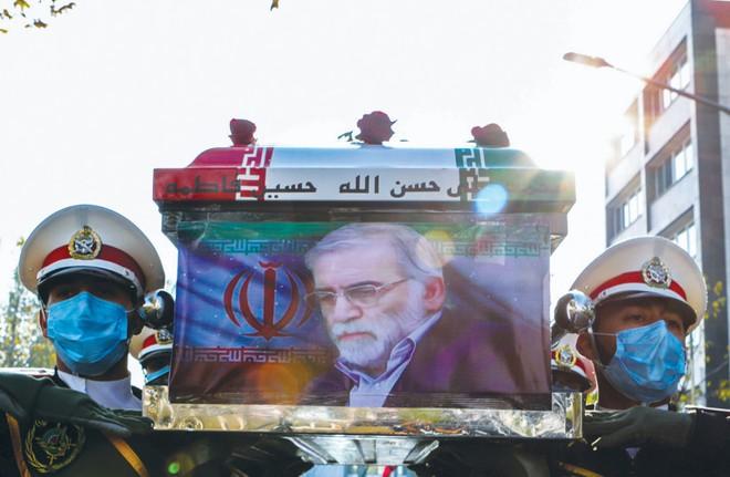 Bí ẩn về lực lượng tình báo châu Á giỏi ngang tổ chức nghi đứng sau vụ ám sát rúng động Iran - Ảnh 1.
