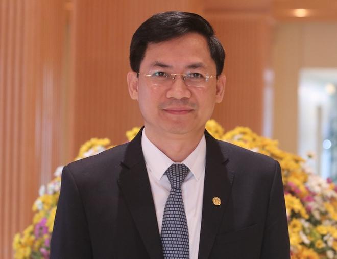 Chân dung Chủ tịch HĐND và 5 Phó Chủ tịch UBND TP Hà Nội vừa được bầu - Ảnh 3.