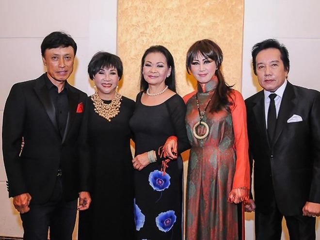 Sự thật về đời sống ca sĩ hải ngoại: Danh ca Khánh Ly hé lộ khoảnh khắc đẹp nhất 1 đời người - Ảnh 3.