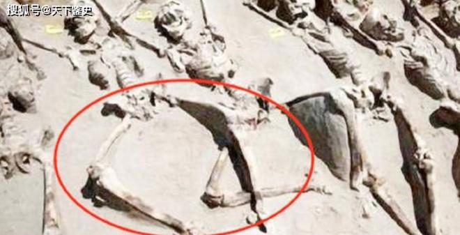 Vì sao phi tần tuẫn táng trong lăng mộ Tần Thủy Hoàng đều biến dạng? - Ảnh 1.