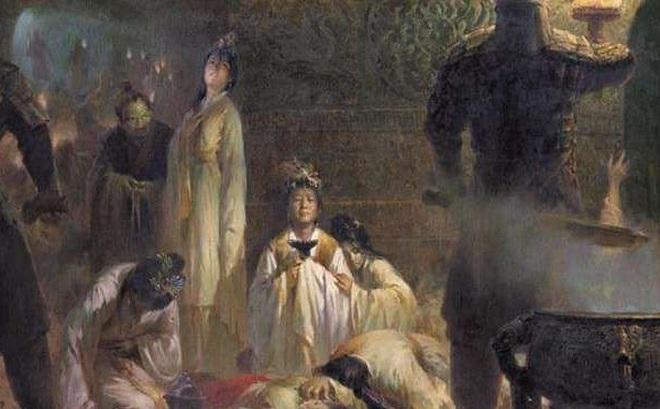 Vì sao phi tần tuẫn táng trong lăng mộ Tần Thủy Hoàng đều biến dạng?
