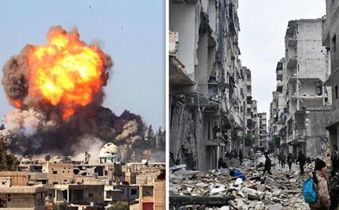 """Thẳng tay dẹp Thổ hung hăng ở Syria, Nga có lý khi quyết dứt """"tình"""""""