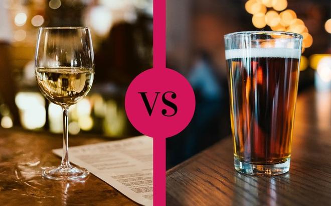 Rượu vang và bia: Đồ uống nào nhanh say hơn? Câu trả lời bất ngờ về tốc độ xâm nhập vào máu của đồ uống có cồn