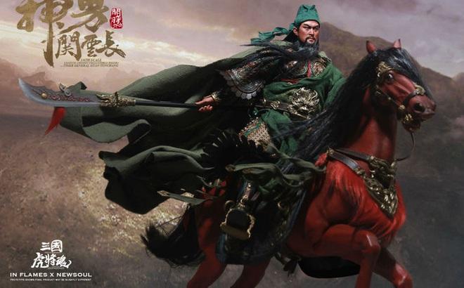 Quan Vũ tử trận, ngựa Xích Thố nhịn ăn đến chết: Vốn thuộc về Lã Bố, có thật là Xích Thố trung thành với chủ mới hơn cả chủ cũ?