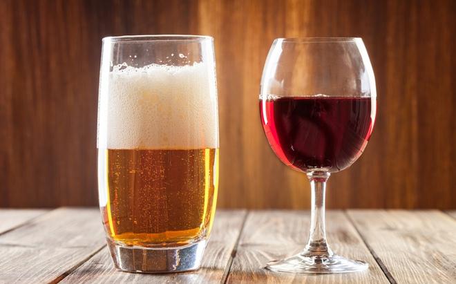Rượu vang và bia: Đồ uống nào nhanh say hơn? Câu trả lời bất ngờ về tốc độ xâm nhập vào máu của đồ uống có cồn - Ảnh 5.