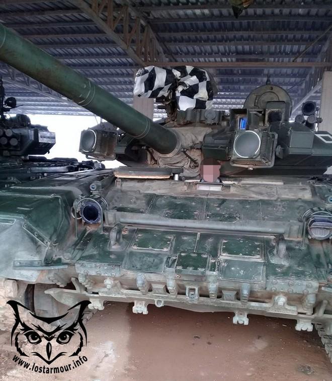 T-90 mới keng xuất hiện ở Syria, vô hiệu hóa uy hiếp từ trên không của Thổ - Bị lực lượng thân Thổ áp sát ở TP Sirte, Tướng Haftar cầu cứu NATO - Ảnh 1.