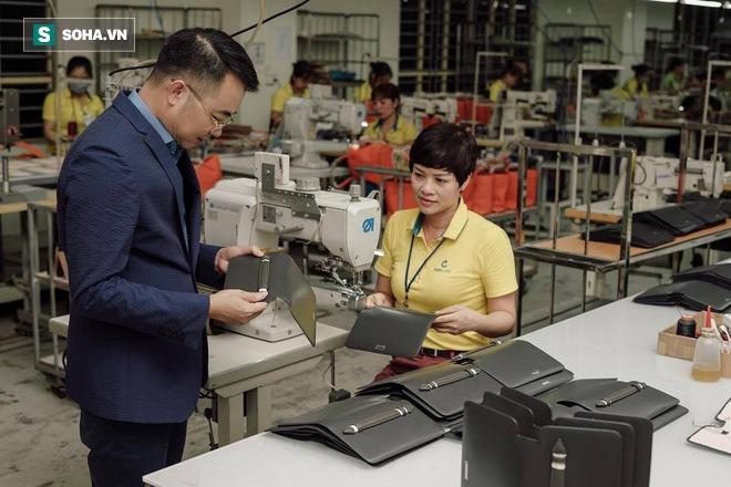 Chủ tịch Giovanni Group: Việt Nam sẽ không thay Trung Quốc sản xuất thương phẩm giá trị thấp, đánh đổi bằng ô nhiễm môi trường và sự bất công - Ảnh 1.