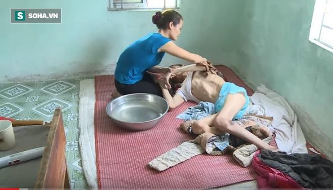 Hai con chết vì đuối nước, chồng bị tai nạn nằm liệt giường, người phụ nữ khóc mong sự giúp đỡ từ cộng đồng - Ảnh 3.