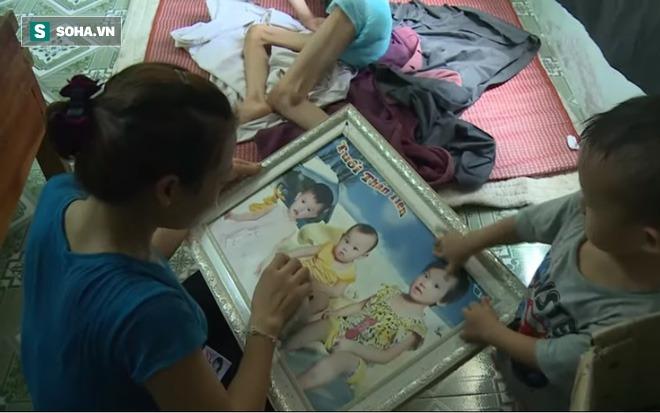 Hai con chết vì đuối nước, chồng bị tai nạn nằm liệt giường, người phụ nữ khóc mong sự giúp đỡ từ cộng đồng - Ảnh 2.