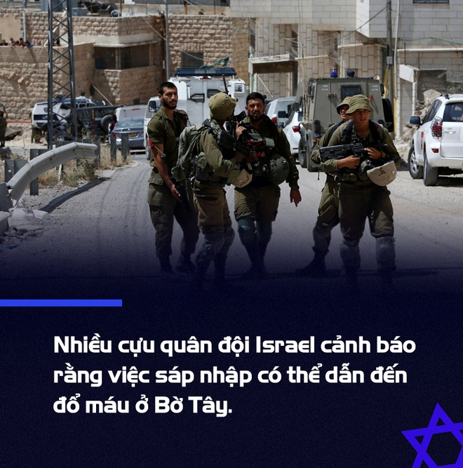 Tuyên bố sáp nhập Bờ Tây: Kế tranh thủ sự ủng hộ khi đối mặt hàng loạt cáo buộc của Thủ tướng Israel - Ảnh 6.
