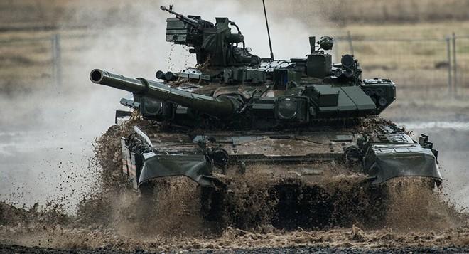 T-90 mới keng xuất hiện ở Syria, vô hiệu hóa uy hiếp từ trên không của Thổ - Bị lực lượng thân Thổ áp sát ở TP Sirte, Tướng Haftar cầu cứu NATO - Ảnh 2.