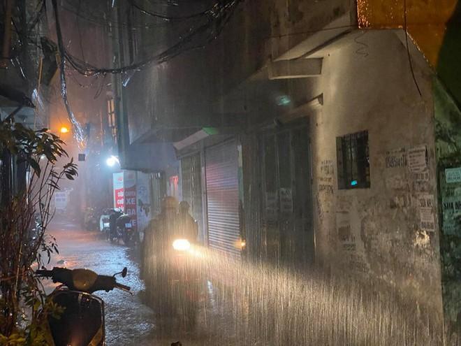 Hà Nội đón 'mưa vàng' giải nhiệt sau những ngày oi nóng kỷ lục - Ảnh 19.