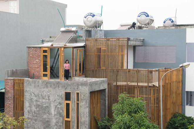 Ngôi nhà có cấu trúc mở ngập tràn ánh sáng tự nhiên - Ảnh 3.