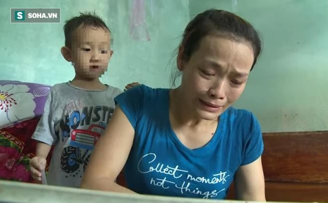 Hai con chết vì đuối nước, chồng bị tai nạn nằm liệt giường, người phụ nữ khóc mong sự giúp đỡ từ cộng đồng