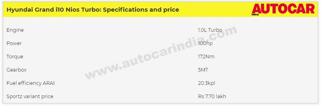 Loạt ô tô có động cơ xăng tăng áp giá rẻ, chỉ từ 200 triệu đồng - Ảnh 6.
