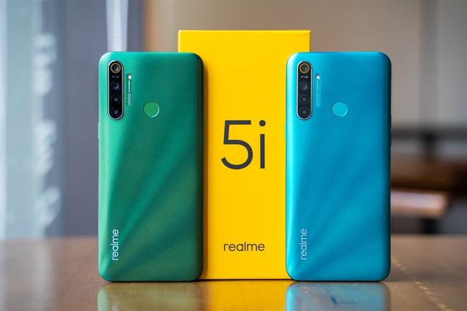 Giá 4 triệu đồng, 4 smartphone ngang tài ngang sức đấu Nokia 5.3 đẹp lung linh vừa ra mắt - Ảnh 3.