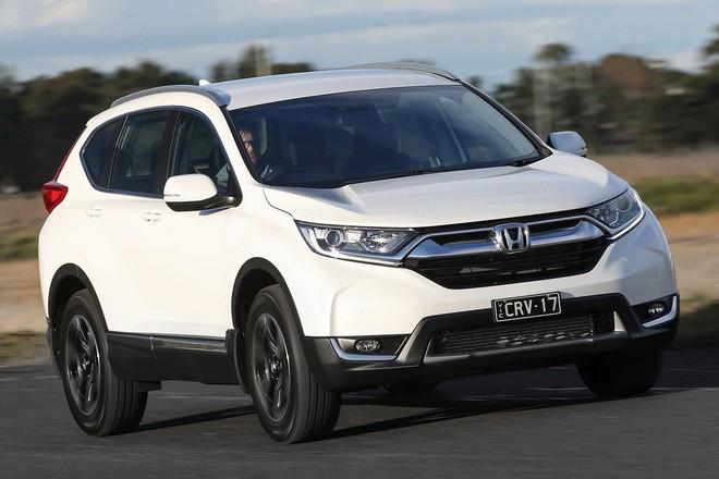 Cứu doanh số, đẩy hàng tồn kho, loạt ô tô giảm giá sốc tới 120 triệu đồng trong tháng 6 - Ảnh 4.