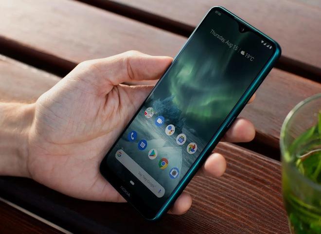 Giá 4 triệu đồng, 4 smartphone ngang tài ngang sức đấu Nokia 5.3 đẹp lung linh vừa ra mắt - Ảnh 1.